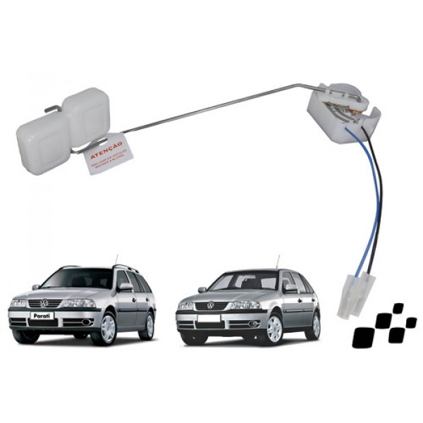 Sensor Nivel Boia Combustível Gol / Parati / G3 /...