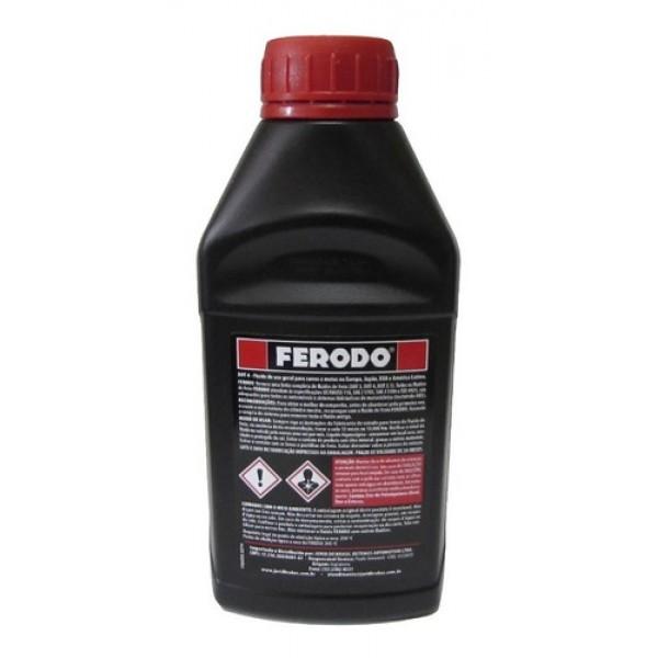 Óleo de Freio DOT4 Ferodo 500ml