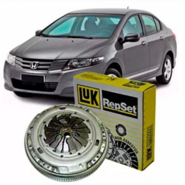 Kit De Embreagem Repset Honda City 1.5 / Fit 1.4 1...
