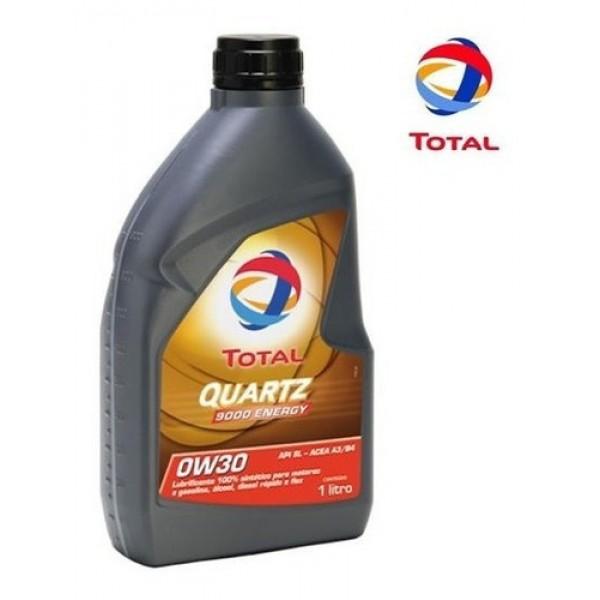 Óleo De Motor Sintético 0w30 Api Sl Total Energy...