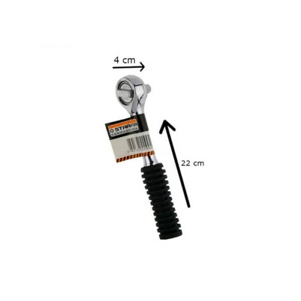 Chave Catraca Reversível com Encaixe de 1/2 Poleg...
