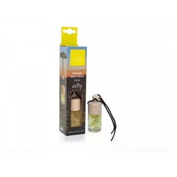 Aromatizante de Carro Lodore City 7ml