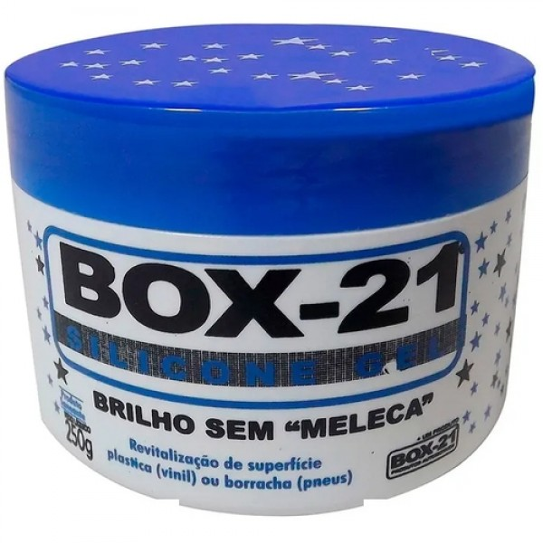 Silicone Gel Box 21 para Carros / Plásticos / Bor...