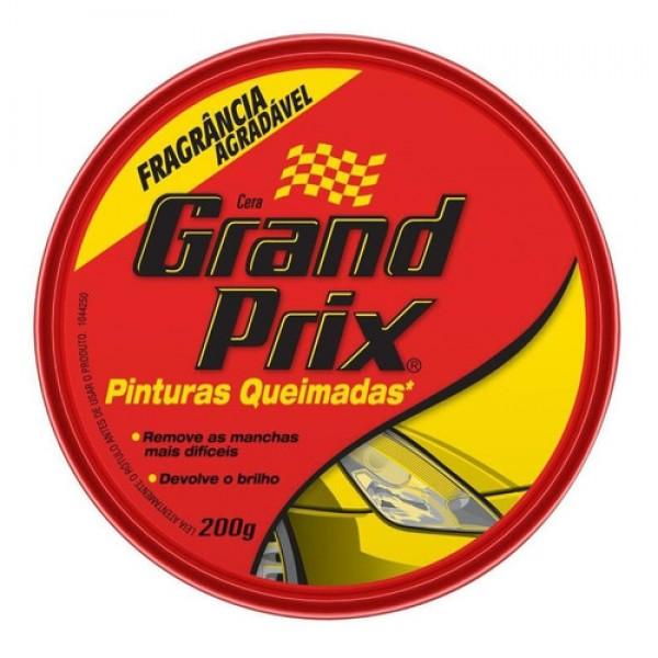 Cera Em Pasta Grand Prix Pinturas Queimadas 200g