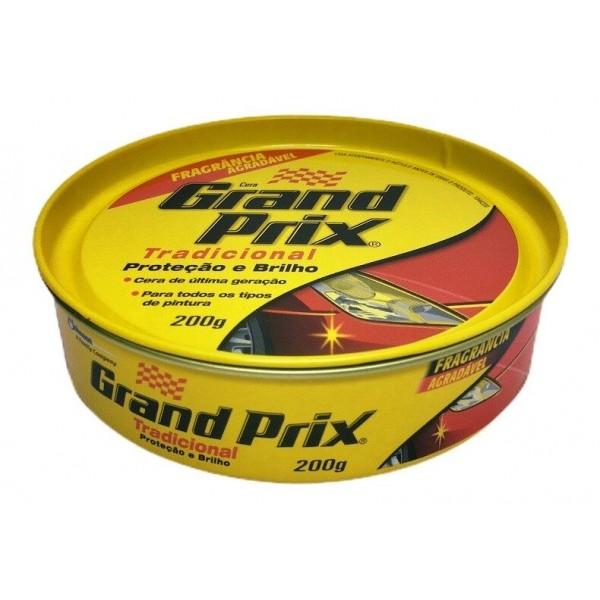 Cera Em Pasta Grand Prix Tradicional Proteção e ...
