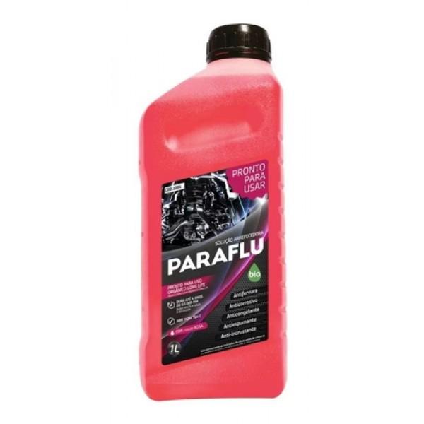 Aditivo Radiador Paraflu Concentrado Rosa 1 L Pron...