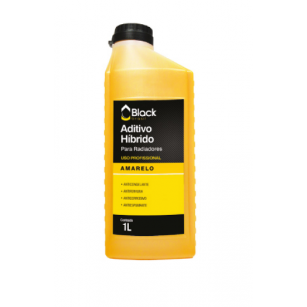 Aditivo Híbrido Amarelo Black Brasil para Radiado...