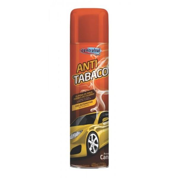 Eliminador de Odores Anti Tabaco Aerossol 400ml Ce...