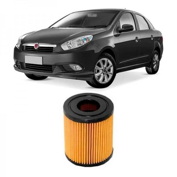 Filtro De Oleo Fiat Palio / Strada / Punto / Doblo...