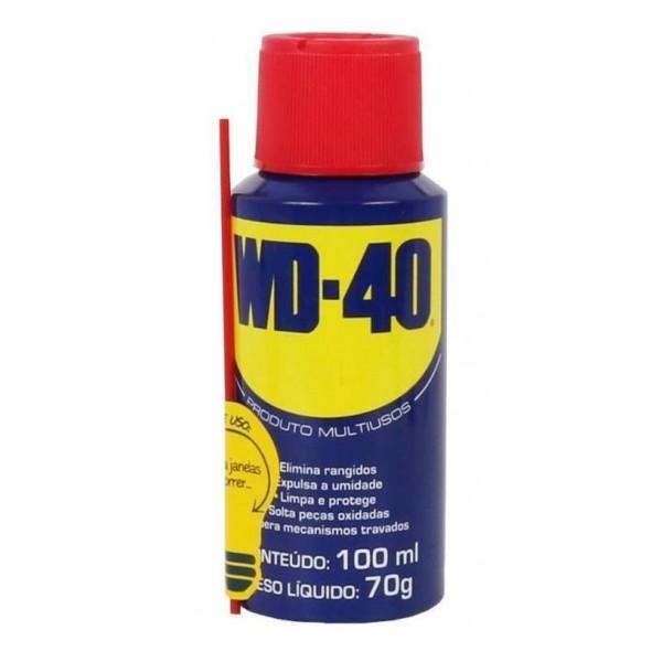 Spray Lubrificante Multiusos WD-40 Aerossol 100 ml...