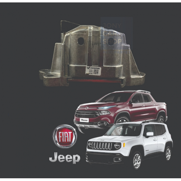 Coxim do Motor Direito Jeep Renegade/ Toro 1.8 16v...