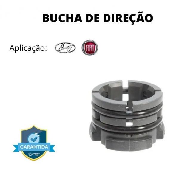 Bucha Da Caixa De Direção Hyundai I30 / Kia Soul...