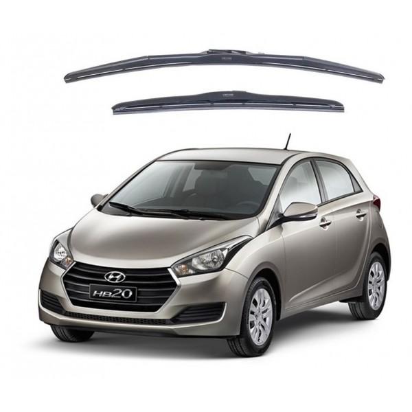 Palheta Slim Limpador Parabrisa Hyundai Hb20 2013 A 2018 VTO