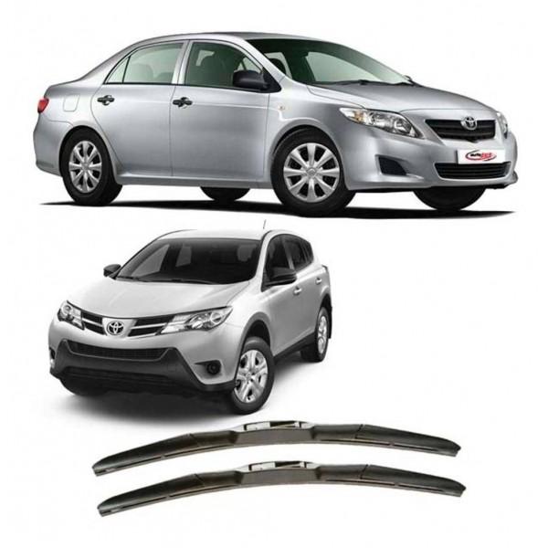 Palheta Hyundai Creta Toyota Corolla Rav4 Dianteir...