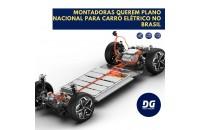 Plano nacional para carro elétrico no Brasil